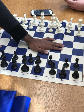Checkmate with the Chess Mates