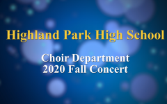 HPHS 2020 Fall Choir Concert