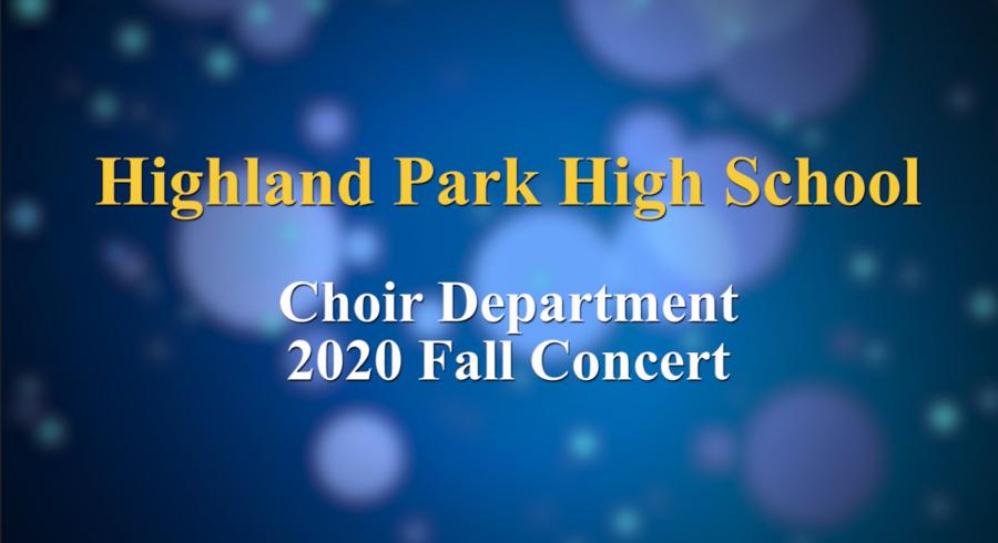 HPHS+2020+Fall+Choir+Concert