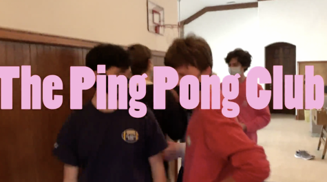 The Ping Pong Club