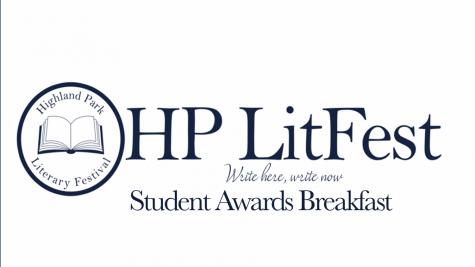 Lit Fest Student Awards Breakfast